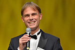 Michael Marhofer of ifm electronic gmbh is World Entrepreneur of the Year 2013.