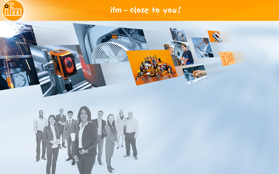 ifm electronic - close to you!