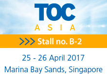 TOC CONTAINER SUPPLY CHAIN Asia 2017