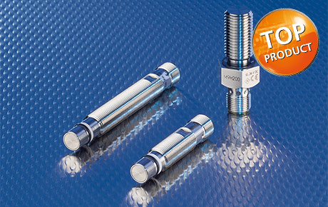 Sensors for pressure up to 500 bar for steel detection