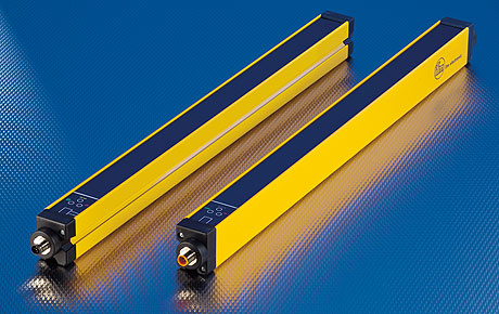 Safety Light Curtains With Floating Blanking