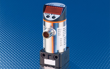 Tried-and-tested pressure sensor for a new area of application.