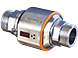 Inline flow sensor for precise measurement of liquids up to 600 l/min.