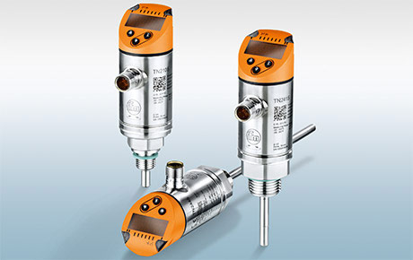 ifm's compact TN Series one-piece temperature sensor