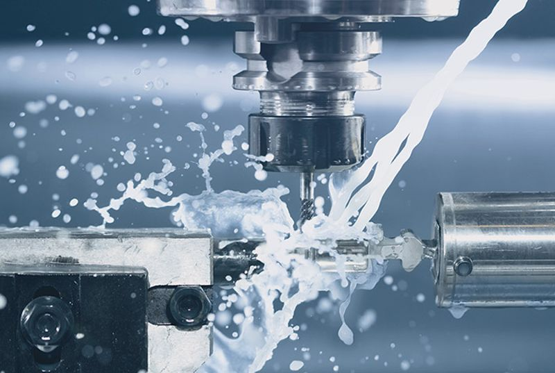 Effiziente Werkzeugmaschinen steigern die Produktivität - ifm-electronic