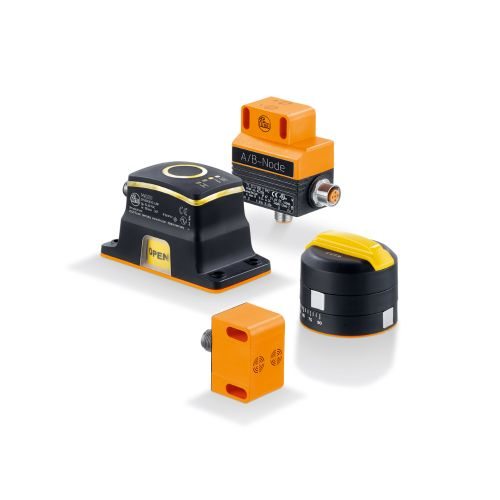 Feedback systems for valves and valve actuators - ifm electronic