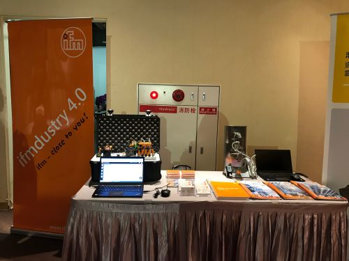 Taiwan Intelligent Manufacturing Conference - ifm electronic