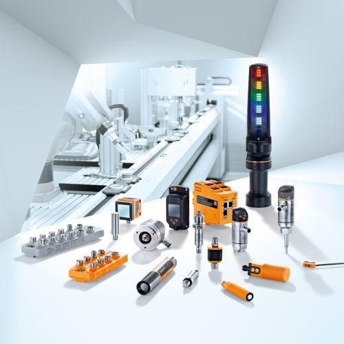 ifm electronic - Sensorik, Kommunikations- und Steuerungssysteme ...