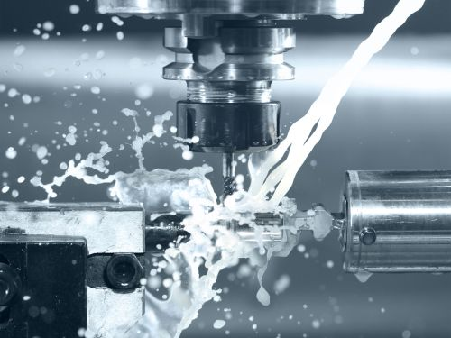 Machine-tools are indispensable in modern production processes
