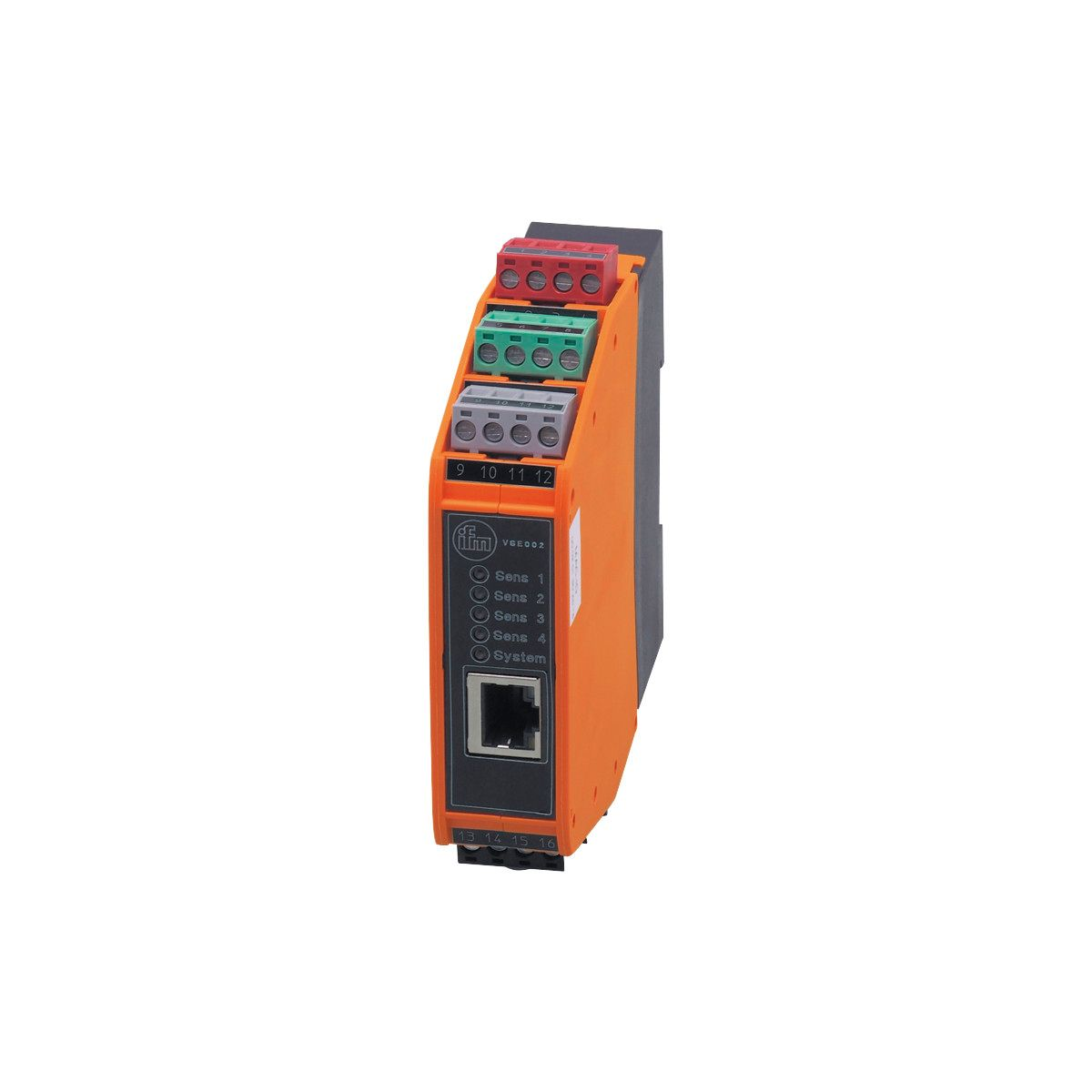 Vse002 Diagnostic Electronics For Vibration Sensors Ifm Electronic Buy Integrated Analog And Digital Circuits Systems 2