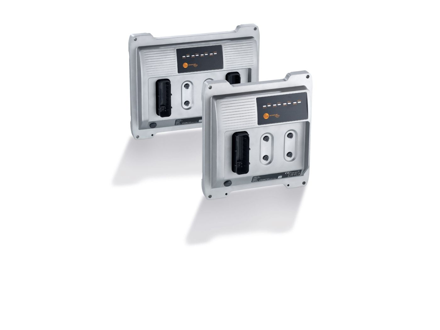 Standard and safety controller in one unit - ifm electronic