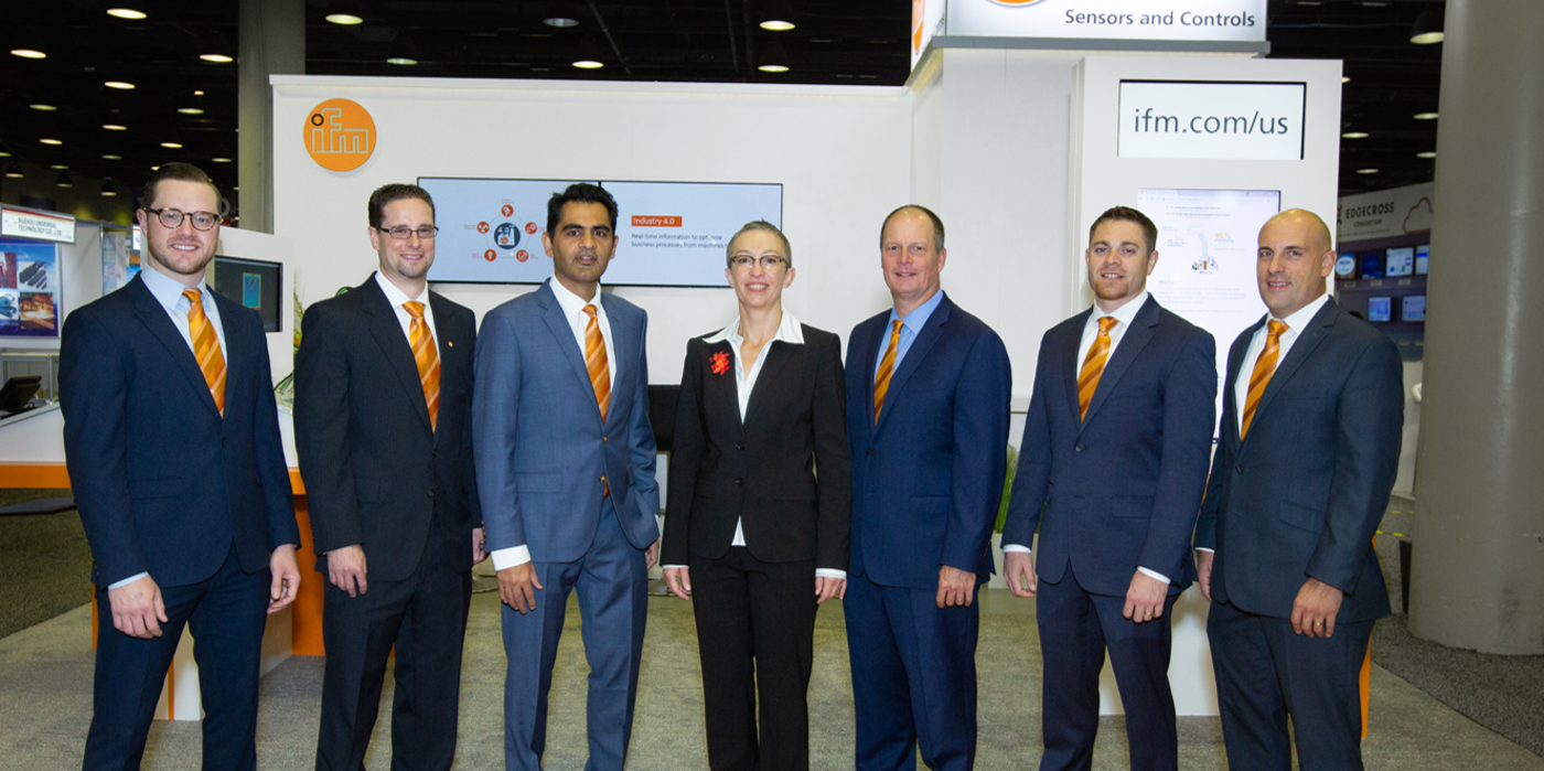 Hannover Messe USA Breaks Records - ifm electronic