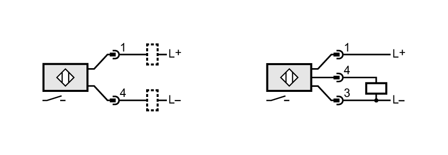 igm201 - inductive sensor