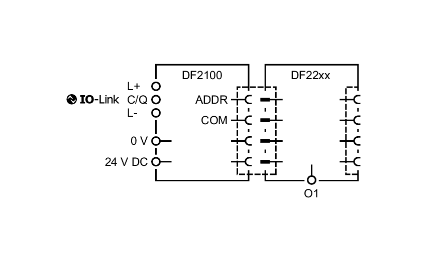 df2210 - electronic circuit breaker