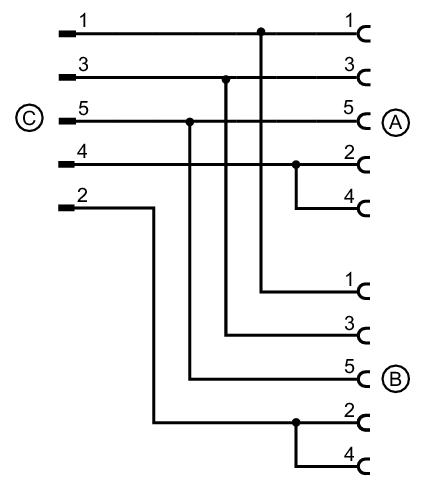 EBC114 - Y-splitter - ifm electronic on