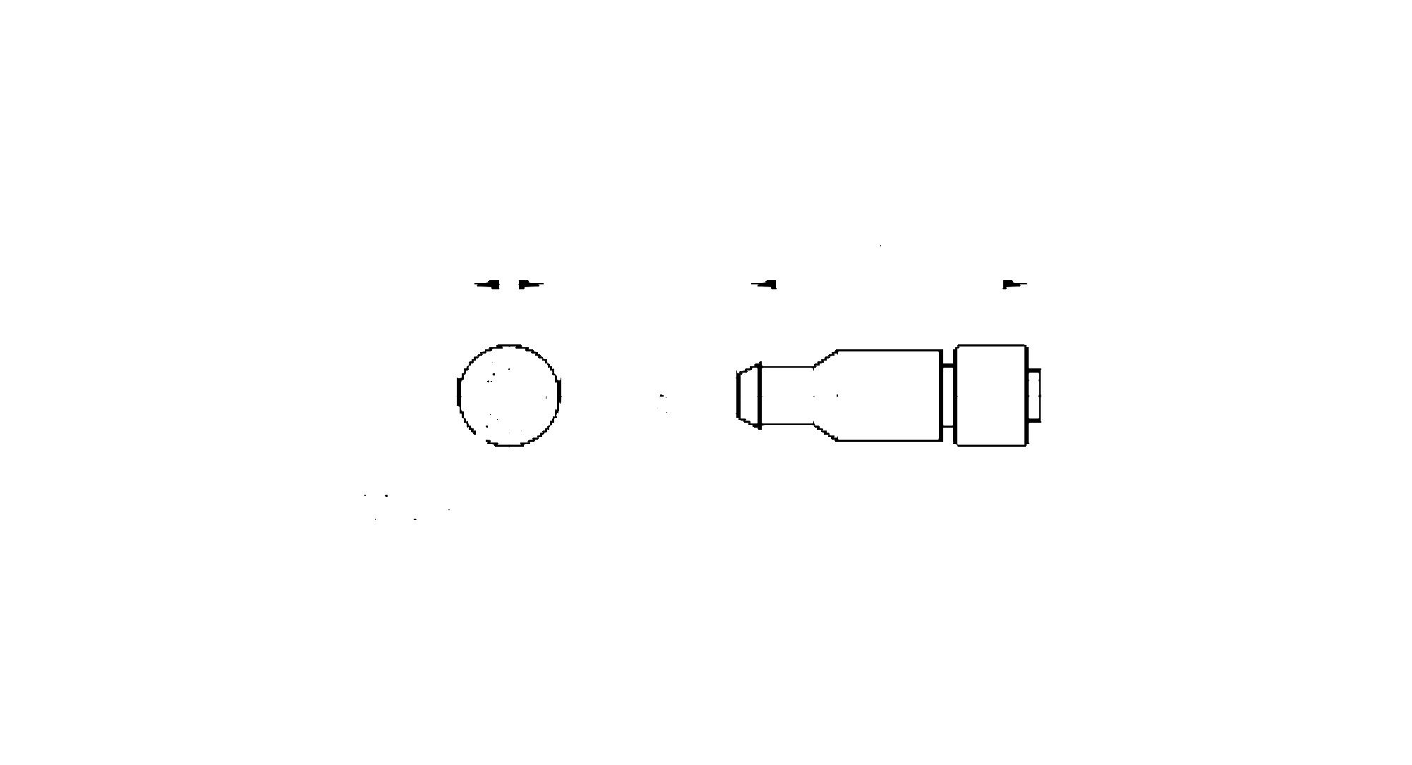 e11807 - c u00e2ble avec prise femelle