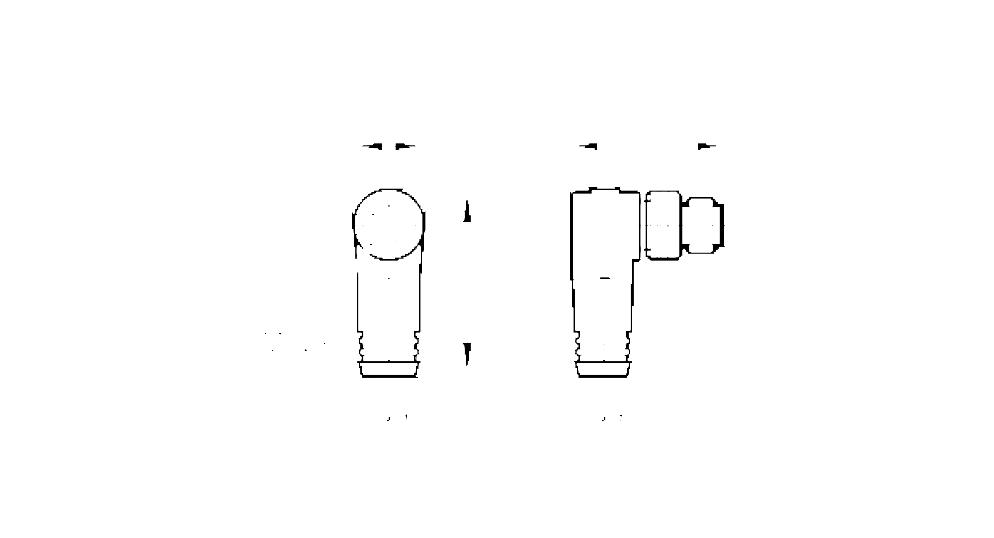 e12215 - connecting cable with plug