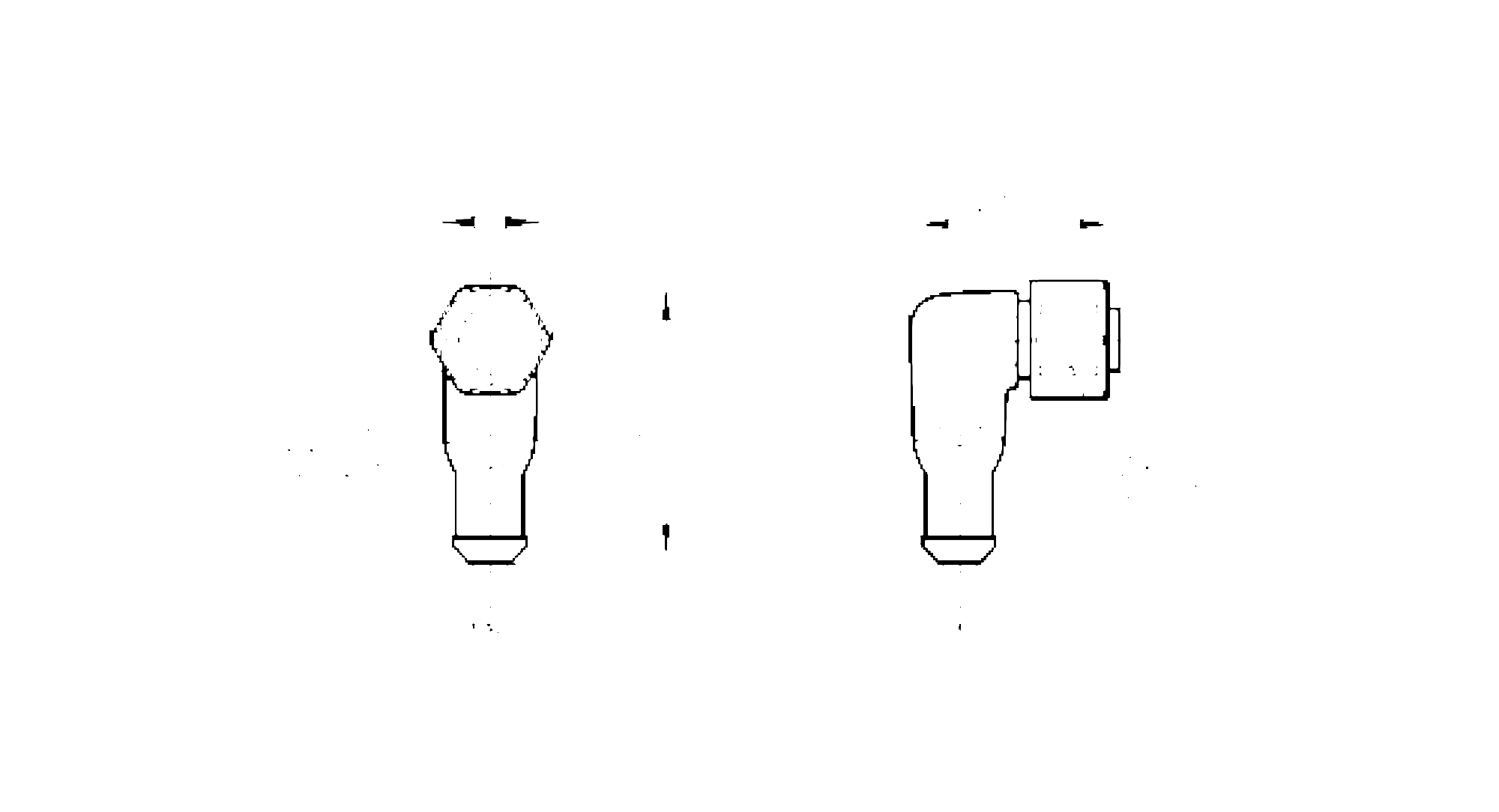 evm005 - connecting cable with socket