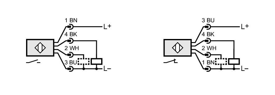 kn5100 - kapazitiver sensor
