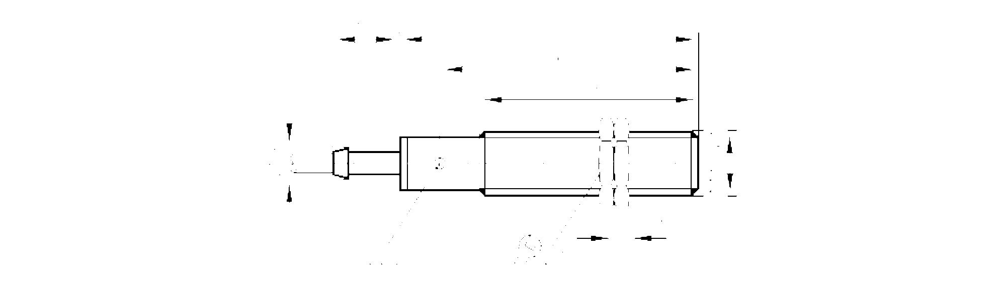 ifm efector IG-3005-BPKG Induktiver Sensor unused//OVP