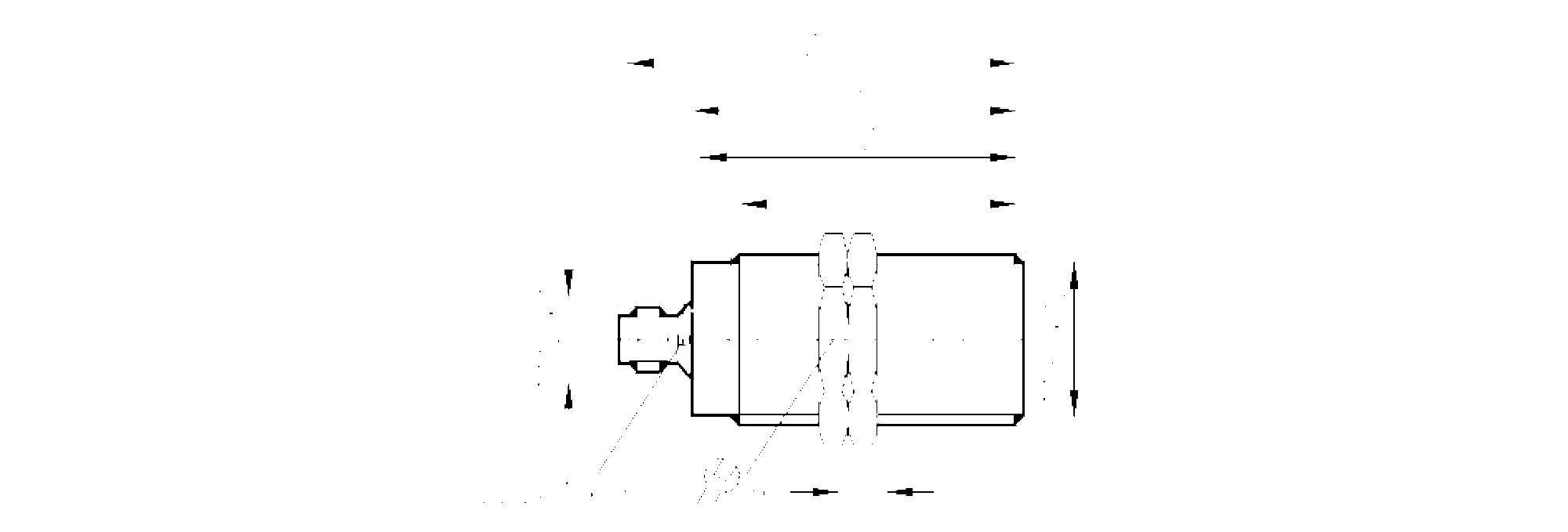 iir202 - inductive full-metal sensor