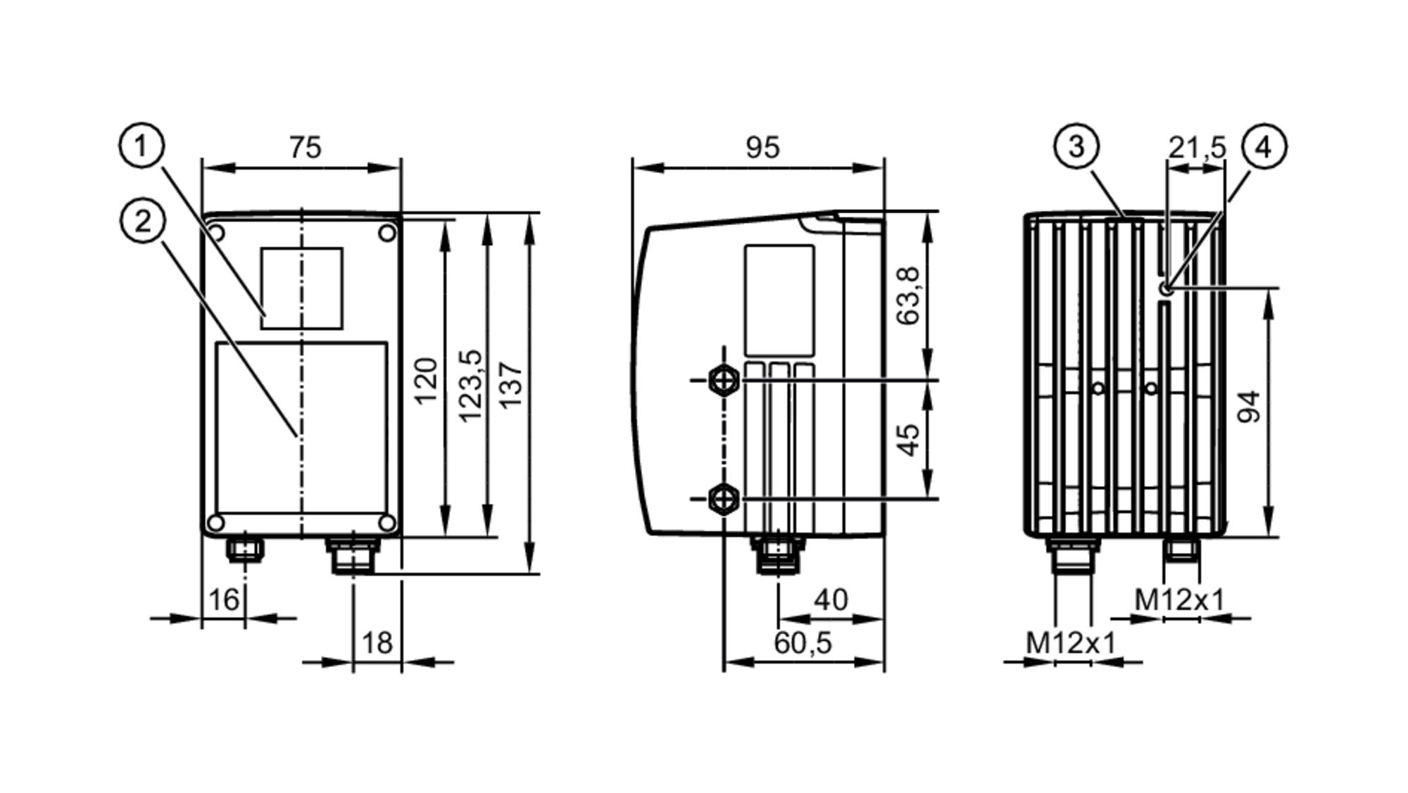 o3d200 - 3d sensor