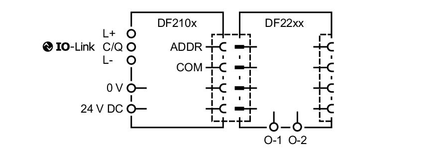 df2212 - electronic circuit breaker