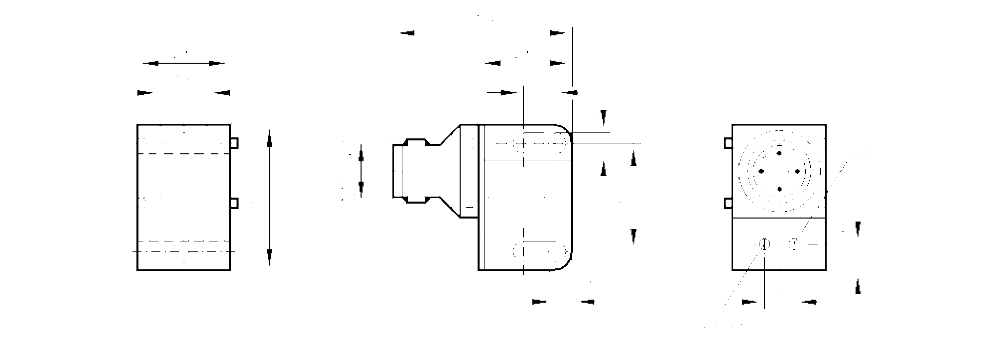 nn5013 - inductive namur dual sensor for valve actuators