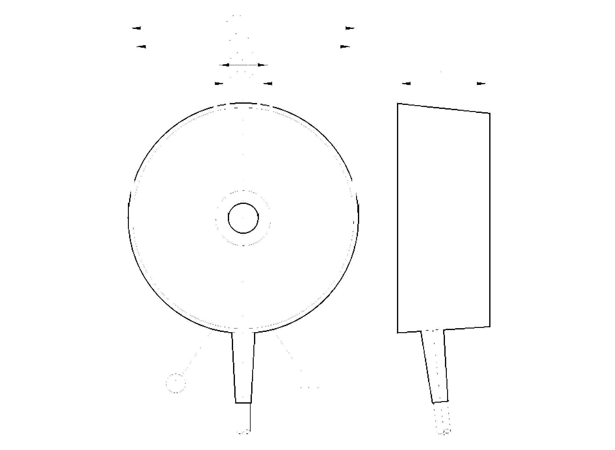 i12001 - inductive area sensor
