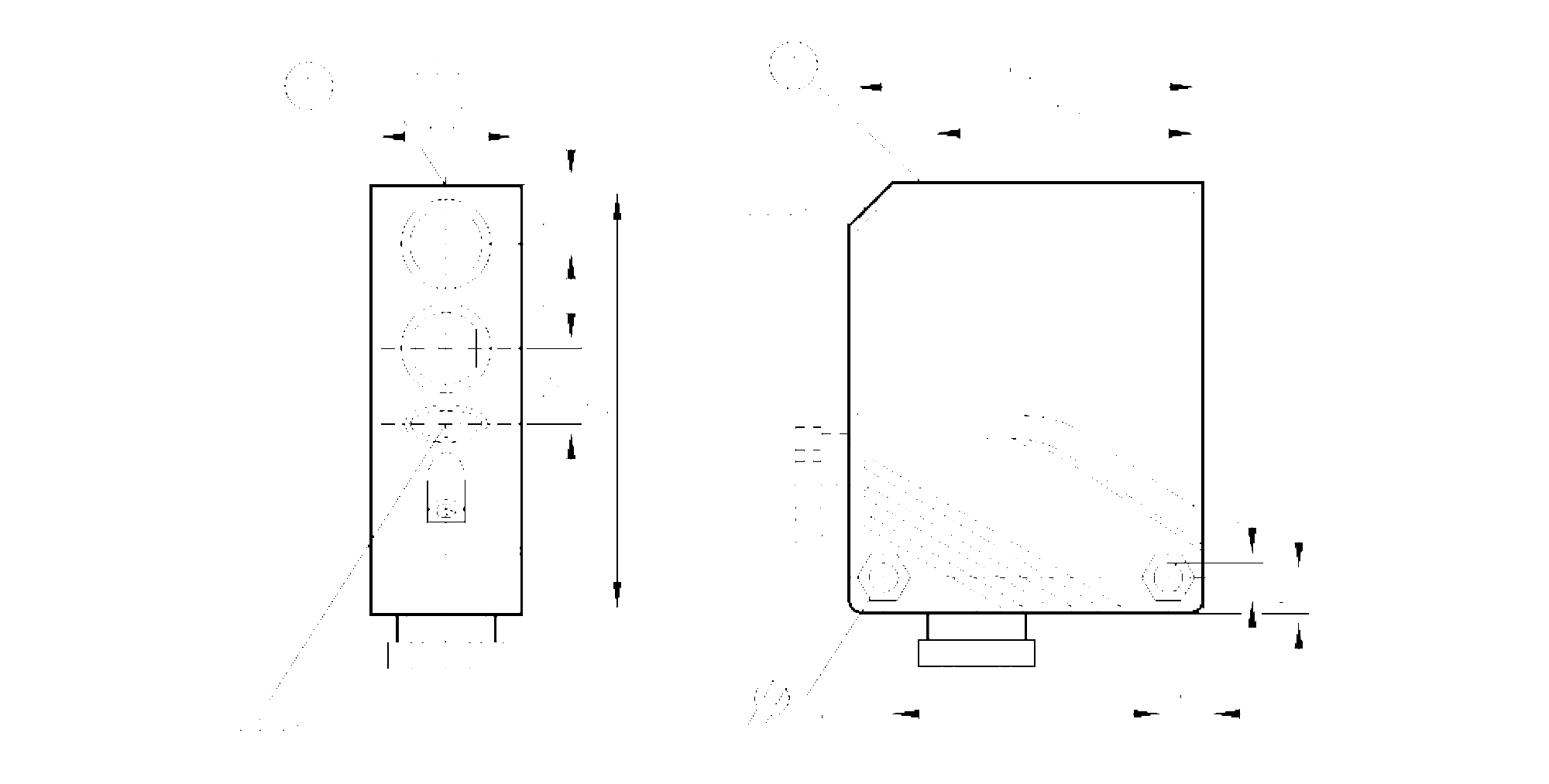 ol0004 - retro-reflective sensor