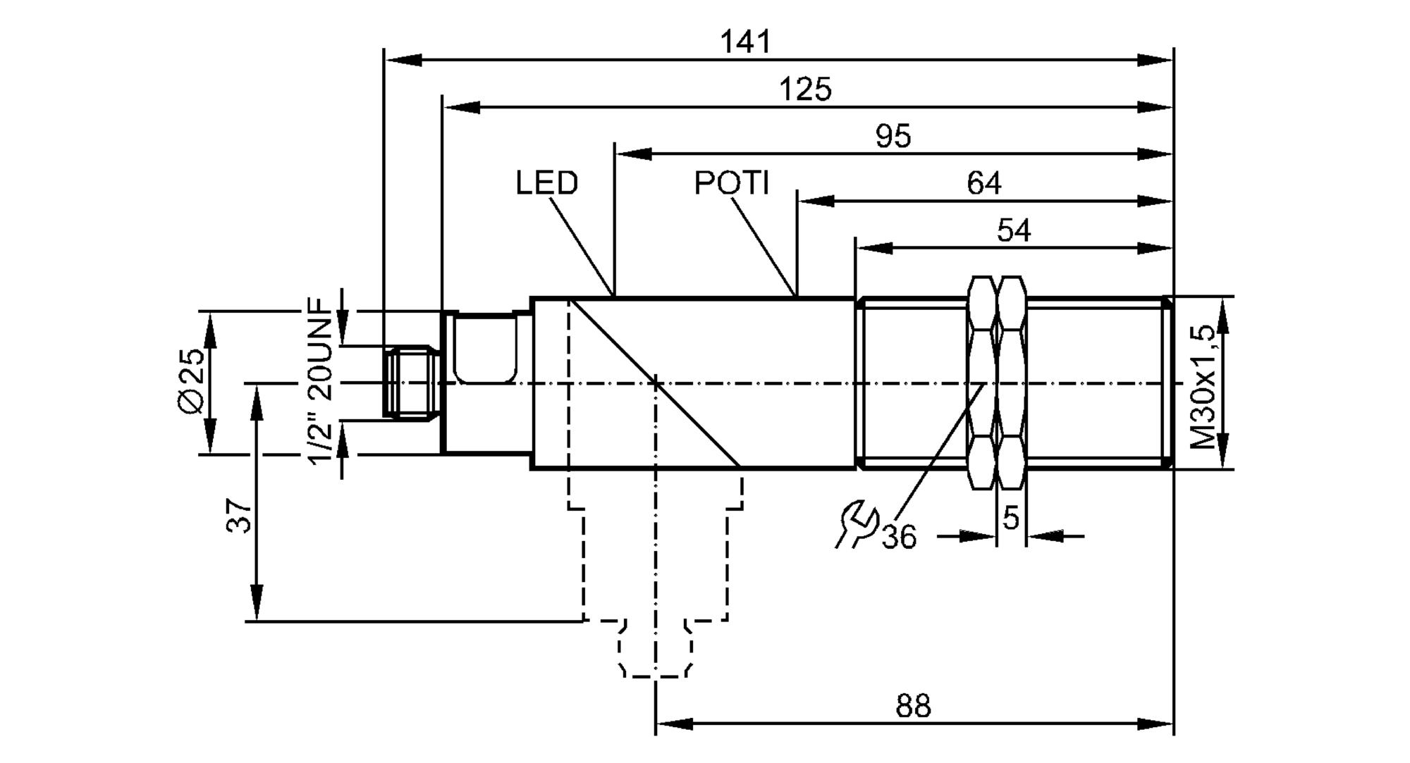ki3513 - capacitive sensor