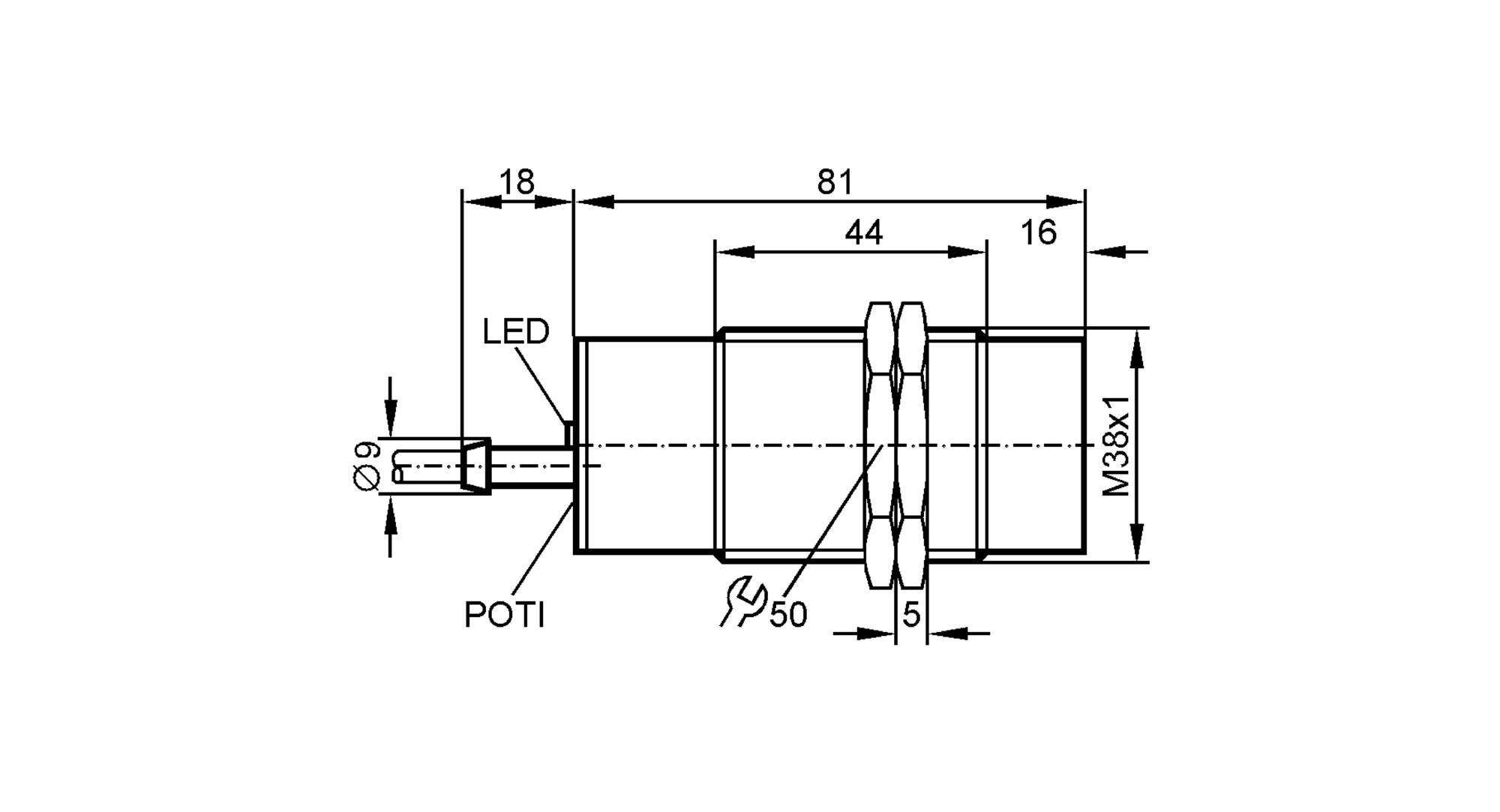 kk7002 - capacitive sensor