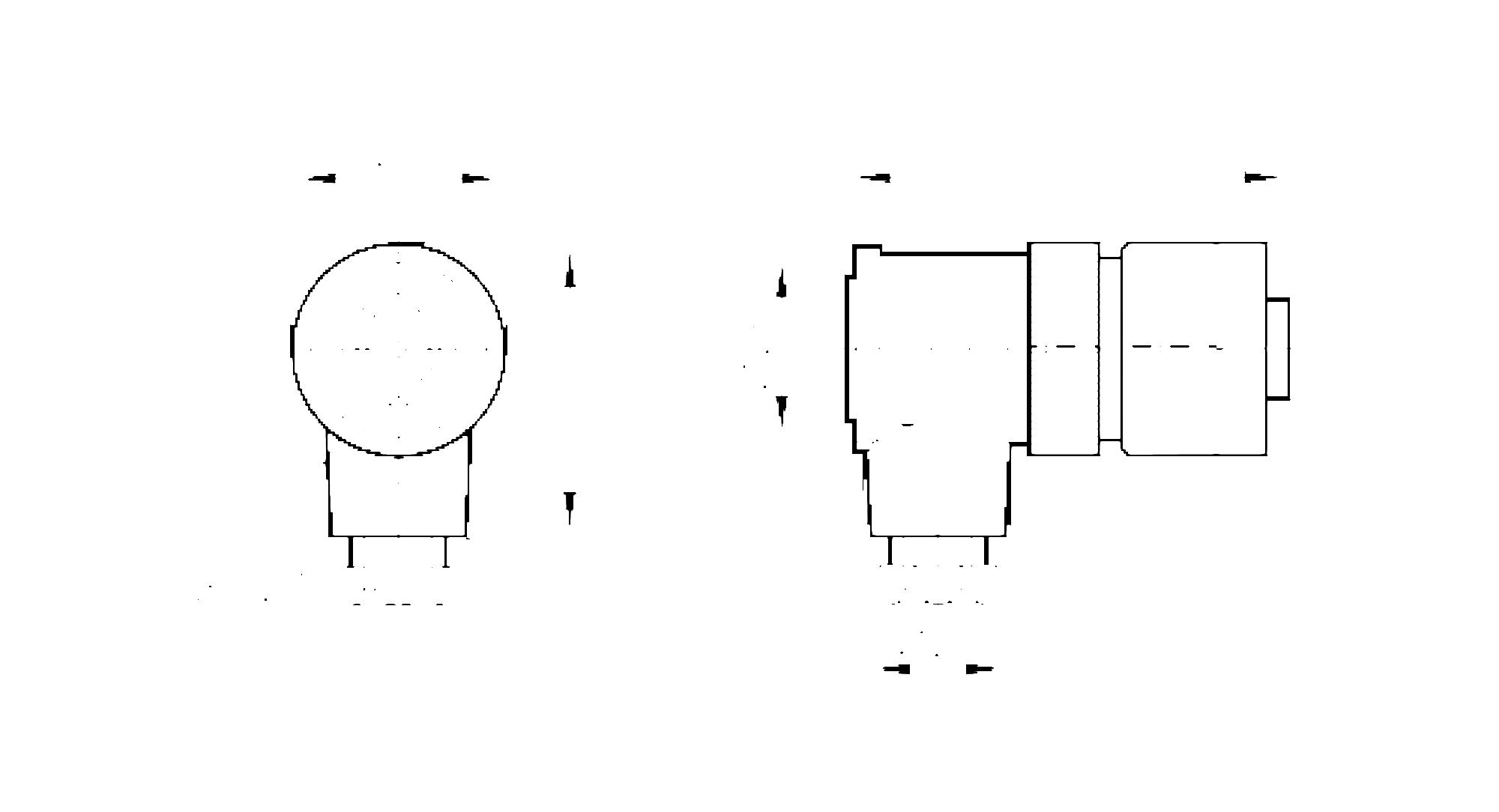 e11043 - wirable socket