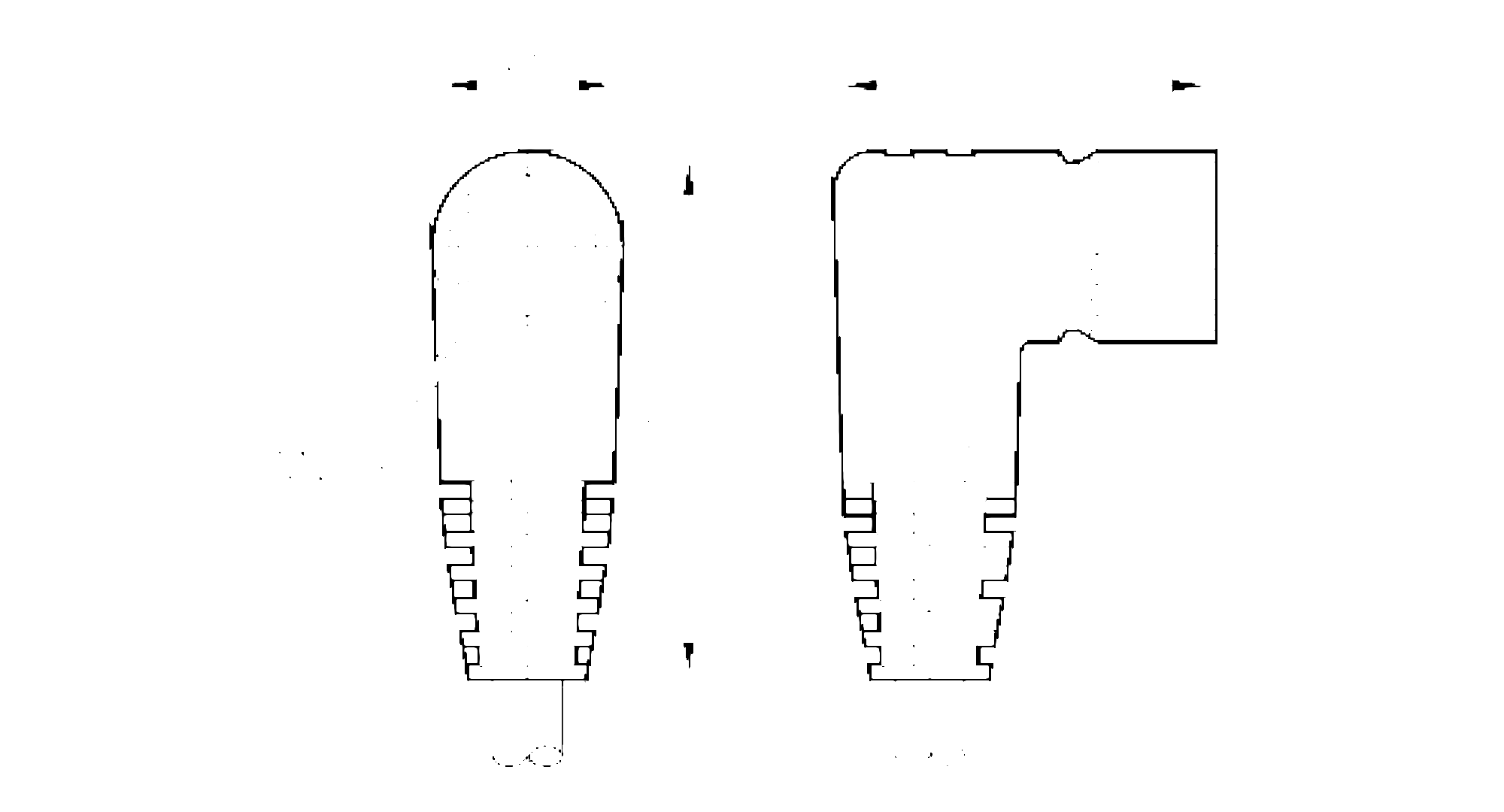 e11739 - connecting cable with socket