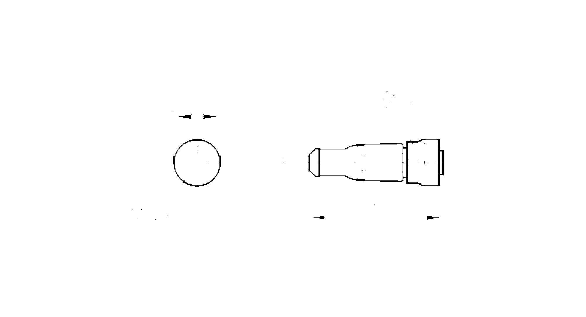 evc002 - connecting cable with socket