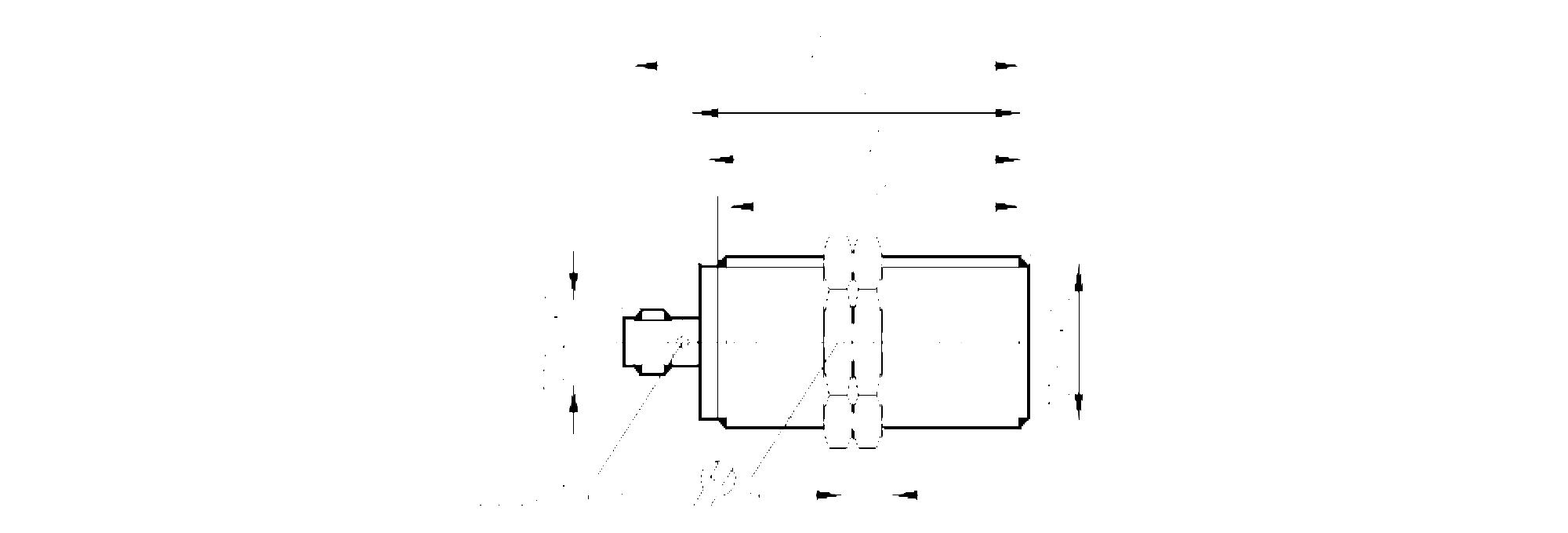 iic210 - inductive sensor