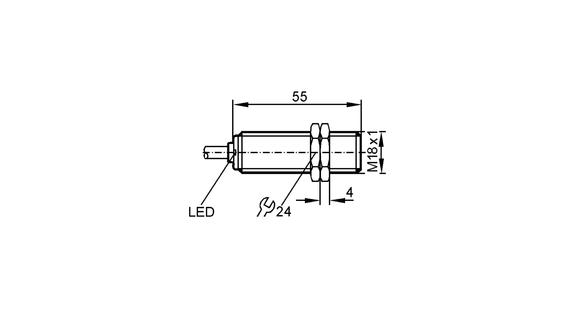 ig0378 - inductive sensor