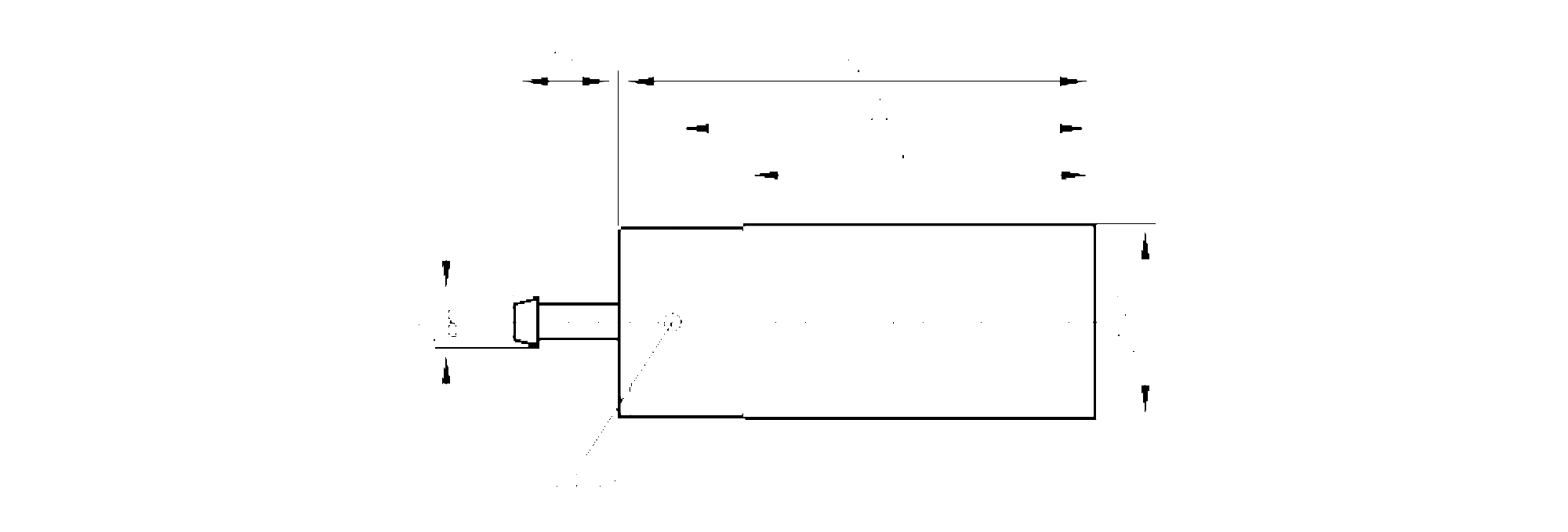 ib5096 - inductive sensor