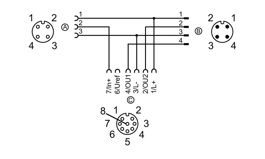 E11566 - T-splitter