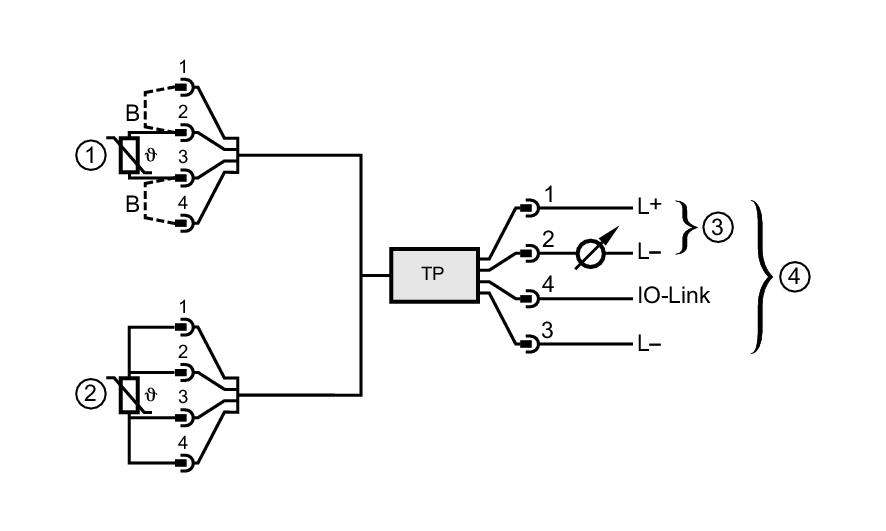 tp3231 - evaluation unit for pt100  pt1000 temperature sensors