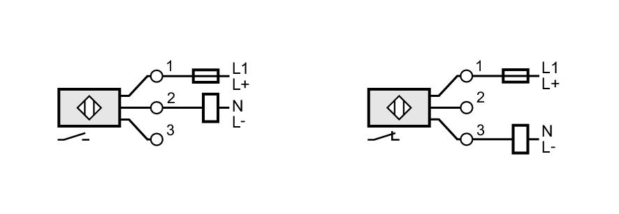 Ki000a Capacitive Sensor Ifm Electronic
