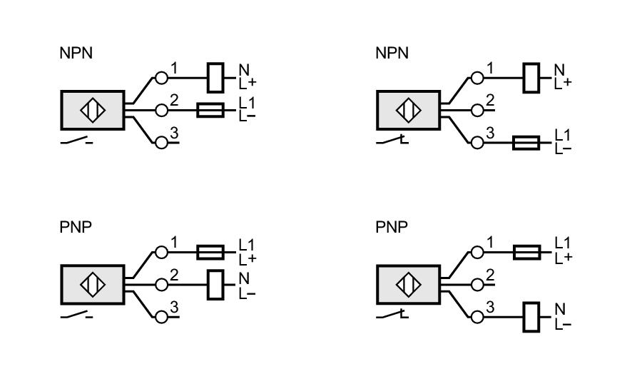 im002a - inductive sensor