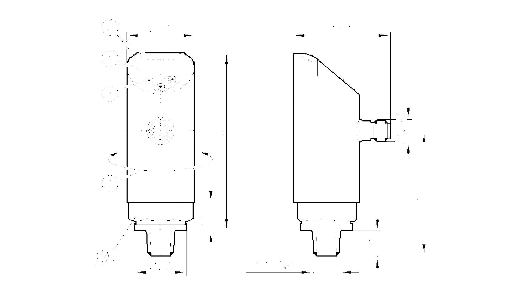 pn2670 - pressure sensor with display