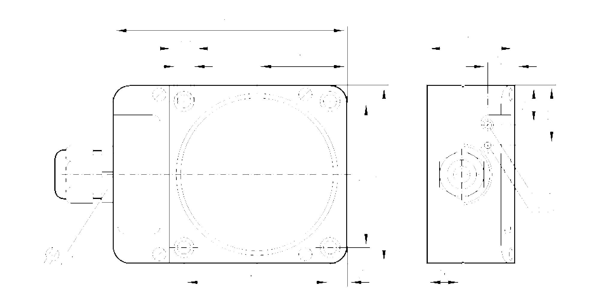 id500a - inductive sensor
