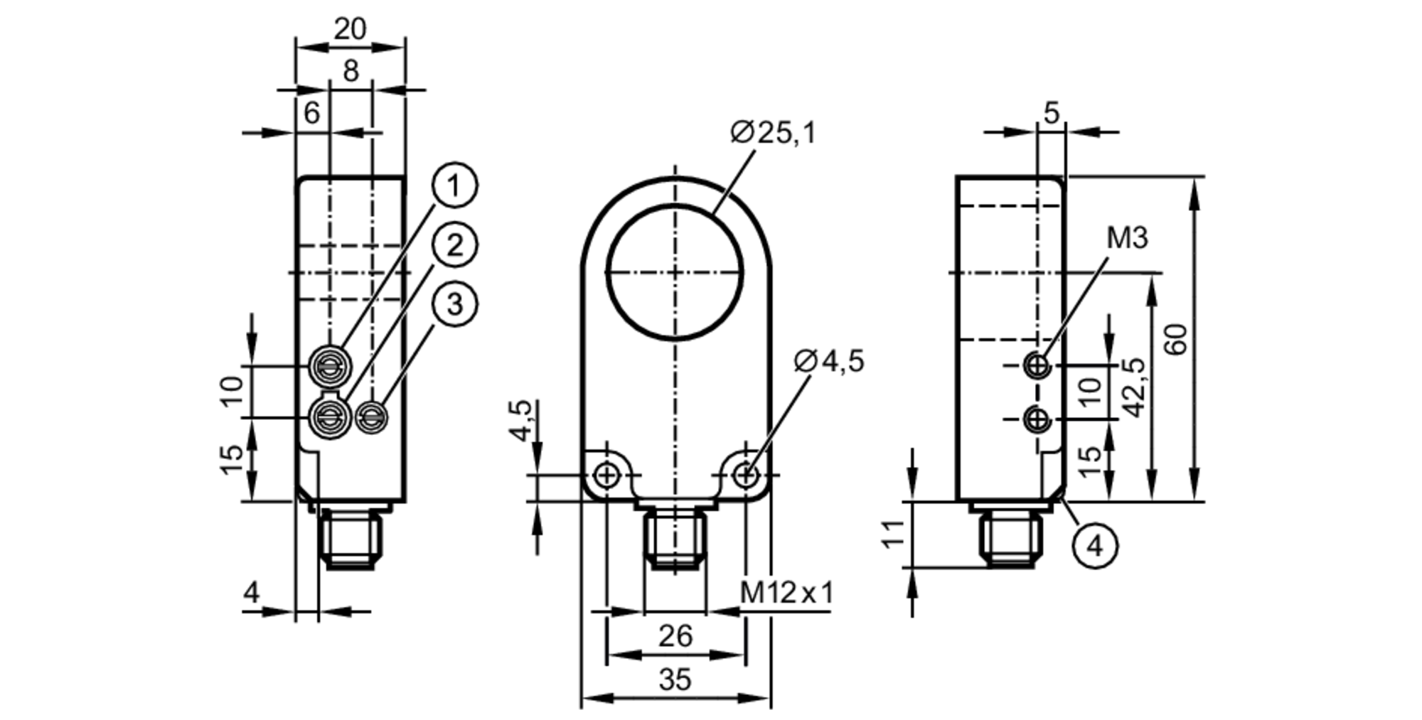 i7r215 - inductive ring sensor
