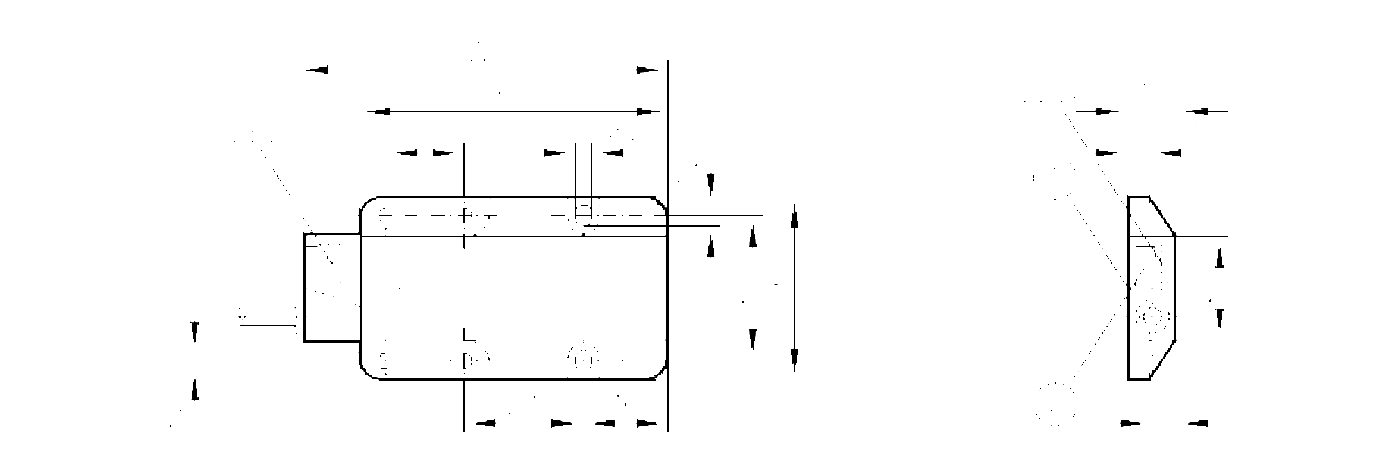 kn5105 - capacitive sensor