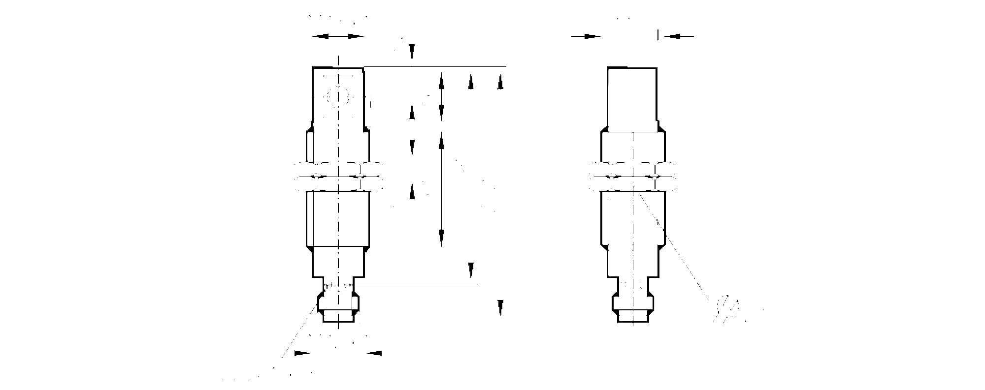og5129 - through-beam sensor transmitter