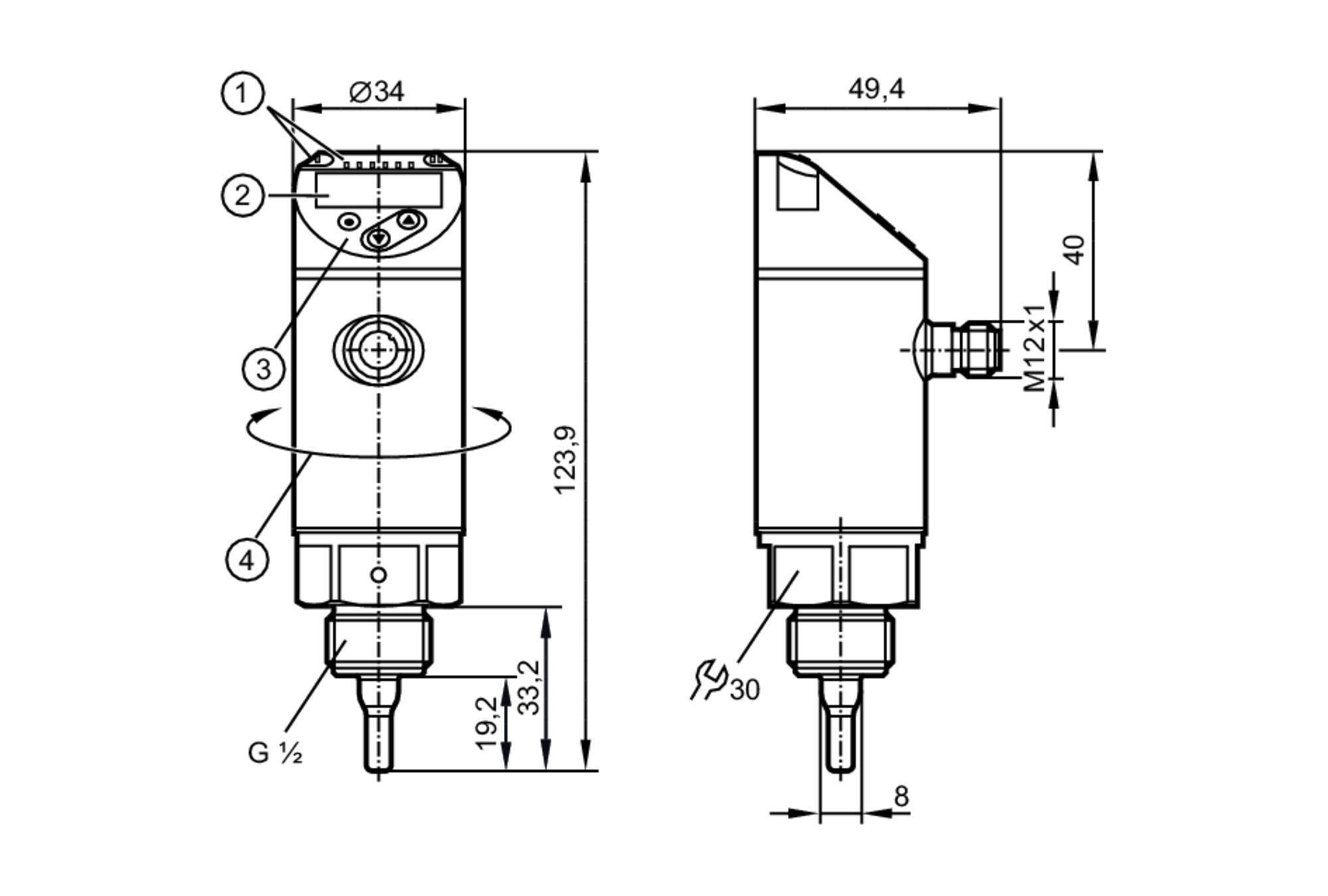 sa2000 - flow sensor