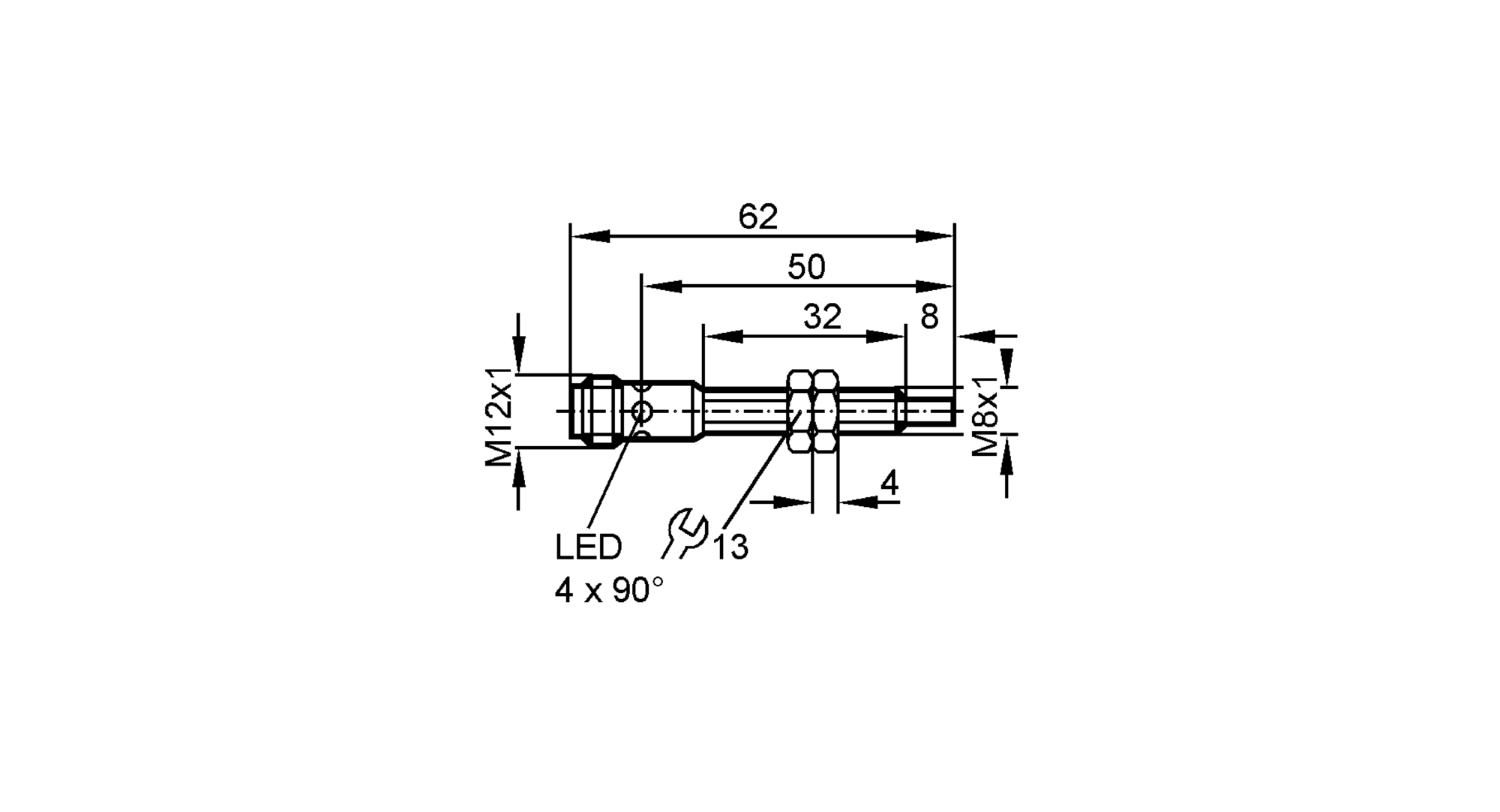ie5331 - inductive sensor
