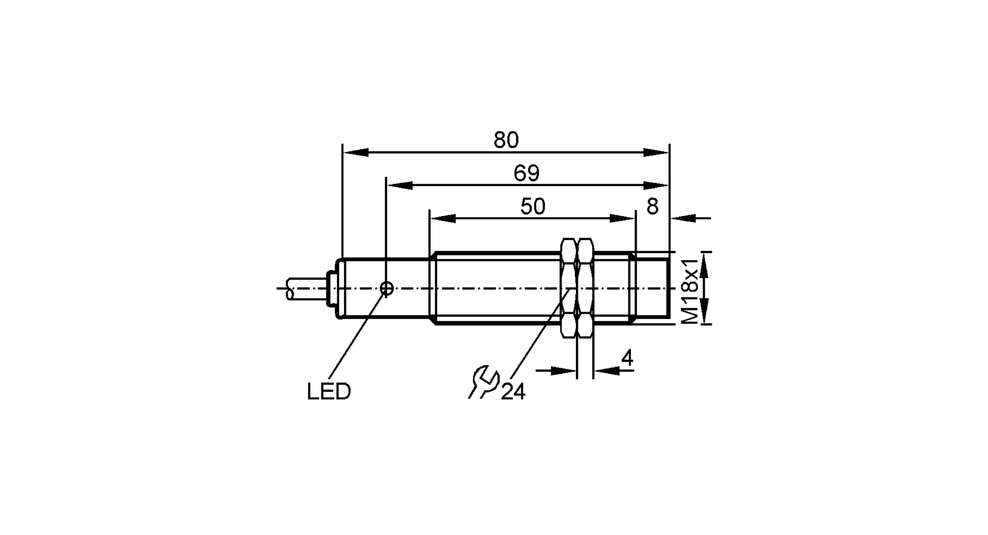 ig6052 - inductive sensor